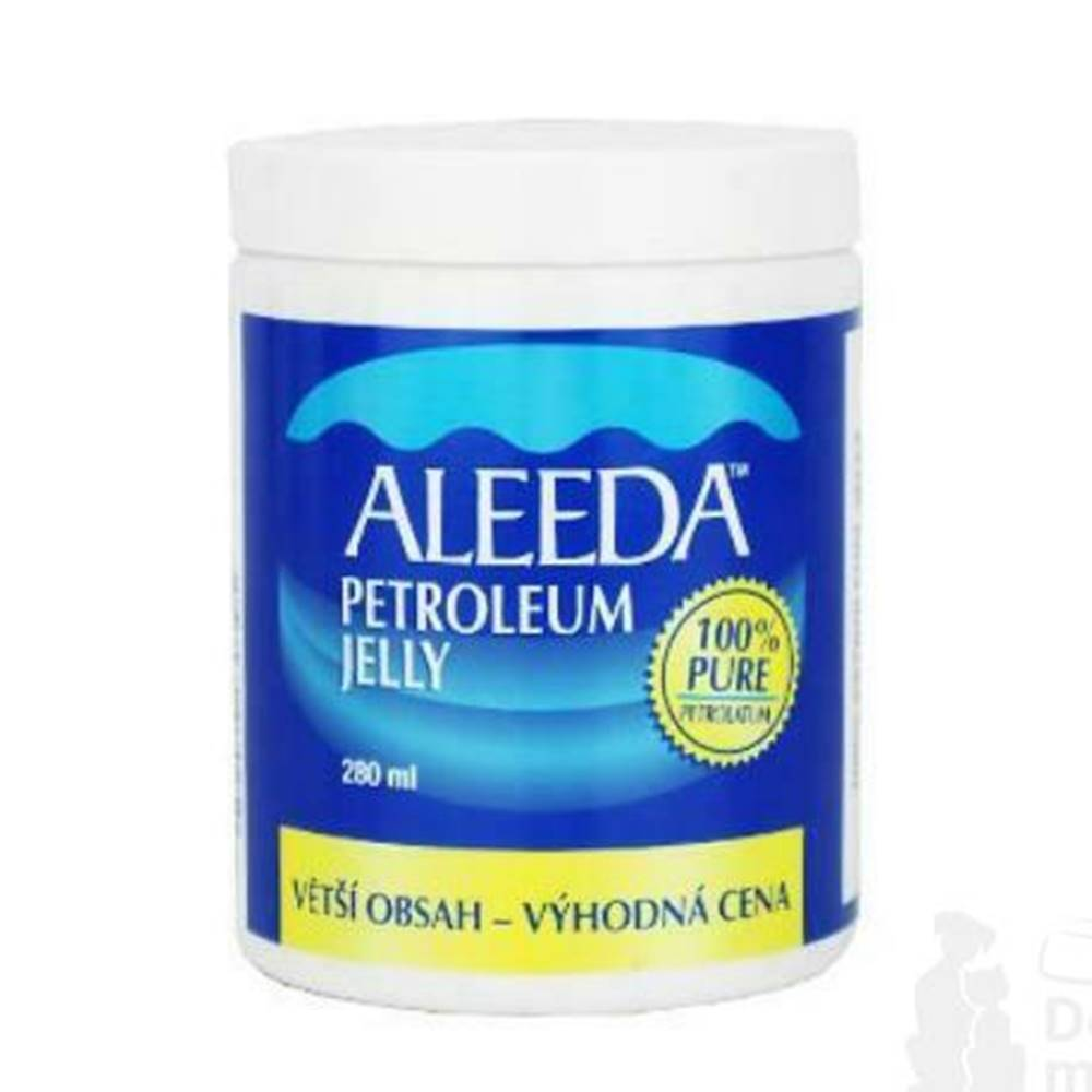 Ostatní Vazelína kozmetická 100% Petroleum Jelly 280ml